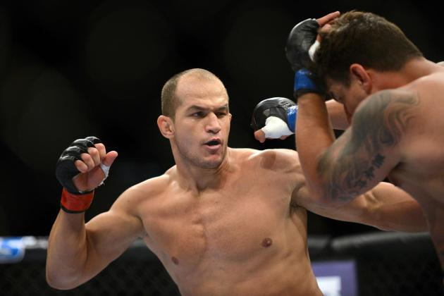 Power Ranking Each UFC Division on Strength of Competition