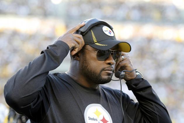 Pittsburgh Steelers: The Bye Week To-Do List