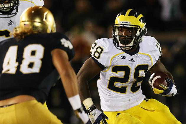 Michigan Football: The 5 Most Disappointing Players in the First Month