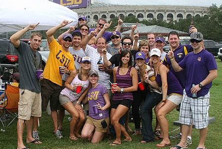 Places We Want to Tailgate: College Football Edition