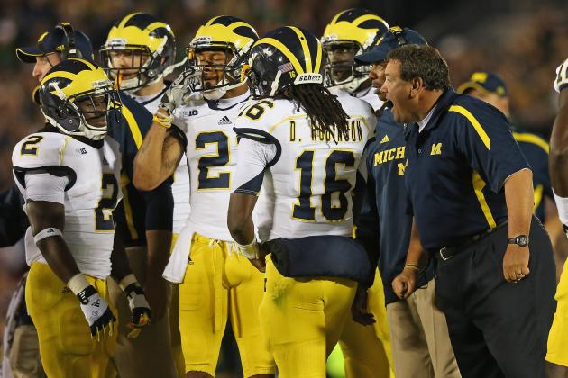 Michigan Football: Which Wolverine Needs to Step It Up?