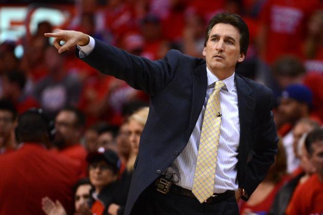 7 NBA Coaches Already on the Hot Seat