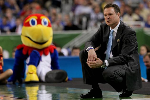 Previewing Bill Self's 2012-13 Kansas Jayhawks from a Pac-12 Perspective