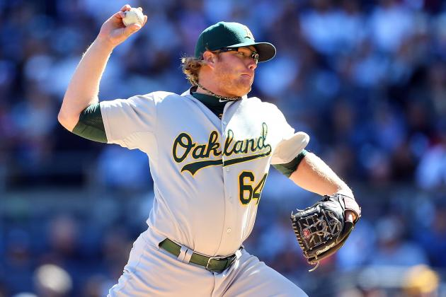 Ranking the Oakland A's Postseason Starting Rotation