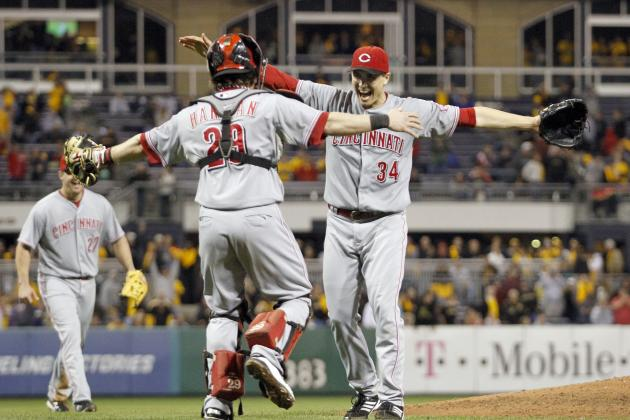 Ranking Homer Bailey and All 7 No-Hitters of 2012 MLB Season by Difficulty