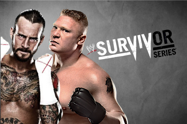 WWE Survivor Series 2012: Creating a Card Through Logic and Wishful Thinking