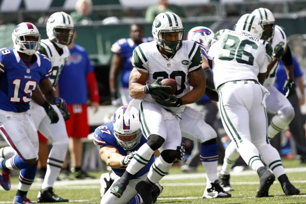 New York Jets: 10 Jets to Watch in Week 4