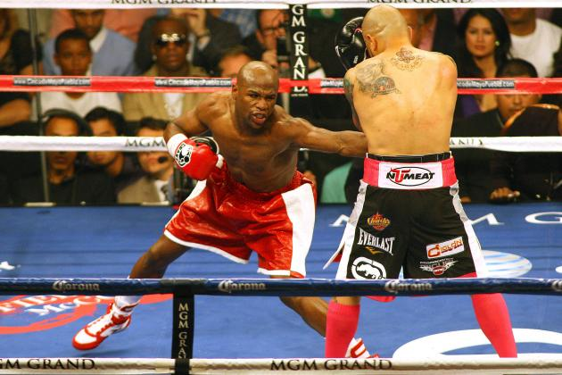Floyd Mayweather vs. Sergio Martinez and What to Look Forward to at 154