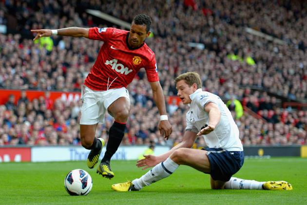 Manchester United vs. Tottenham: Rating the United Players in Loss
