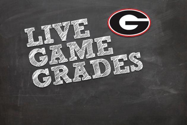 Tennessee vs. Georgia: Postgame Grades for the Bulldogs' Win vs. the Volunteers