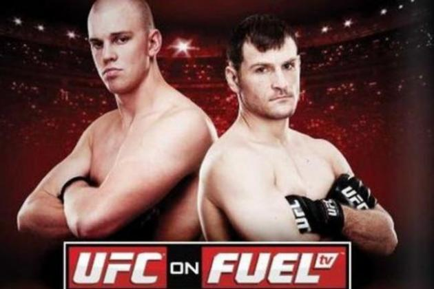 UFC on Fuel TV 5 Results: Power Ranking the Fighters Who Made Their UFC Debuts