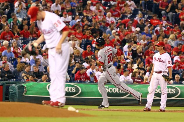 The Most Disappointing Moment of Each Phillies Player's 2012 Season