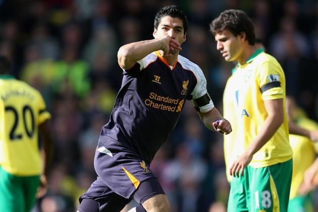 Norwich City vs. Liverpool: 6 Things We Learned in 5-2 Rout