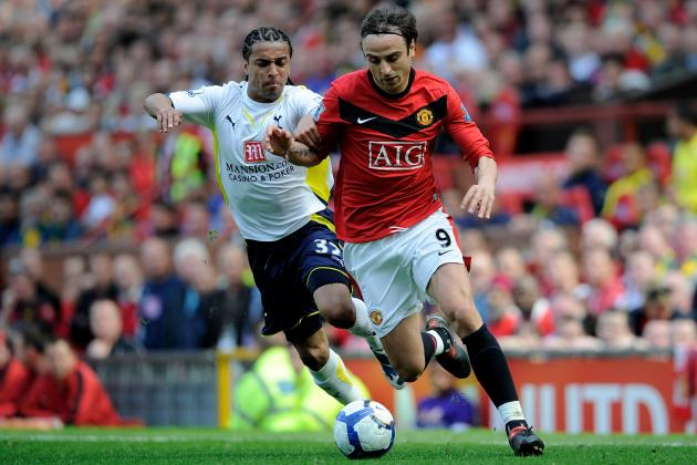 10 Manchester United Footballers Who Have Also Played for Tottenham Hotspur