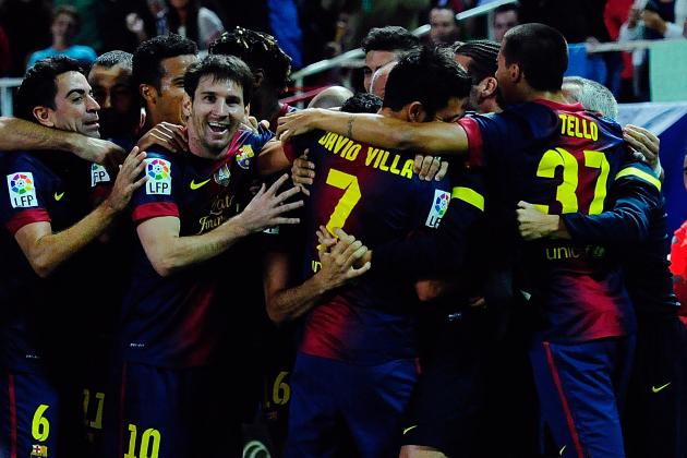 Sevilla vs. Barcelona: 7 Talking Points from the Controversial La Liga Match