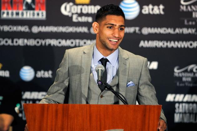 Amir Khan: 3 Areas Where Virgil Hunter Will Help Khan Improve