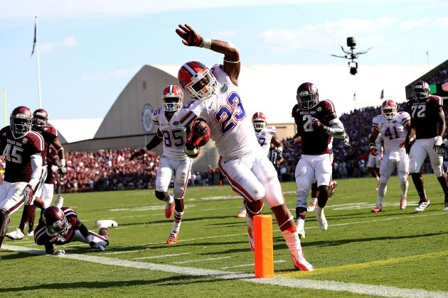 Florida Football: Winners and Losers from the Gators' First Month