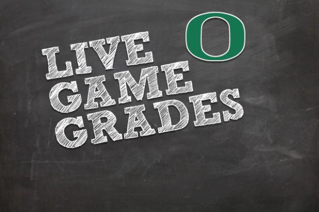 Oregon vs. Washington State: Final Report Card, Final Grades for Oregon