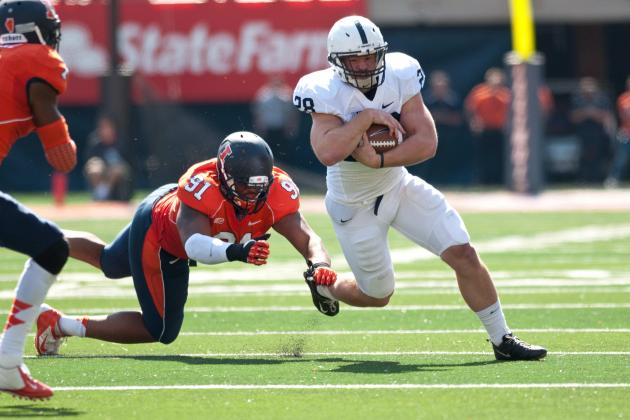 Penn State Football: 10 Things We Learned in Their Game Against Illinois