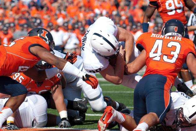 Penn State Football: Winners and Losers from the Illinois Game