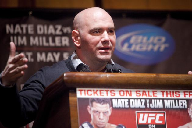 Chael Sonnen Out? Five UFC Retirements That Could (or Should) Happen in 2013