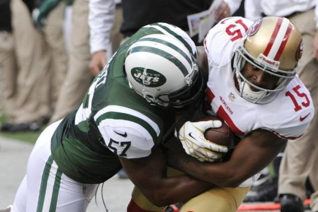 49ers vs. Jets: Final Report Card, Player Grades for New York Jets