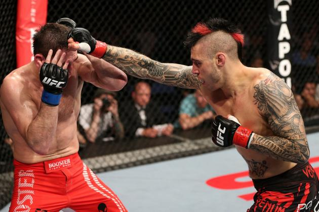 UFC on Fuel TV 5 Results: 5 Possibilities for Dan Hardy's Next Opponent