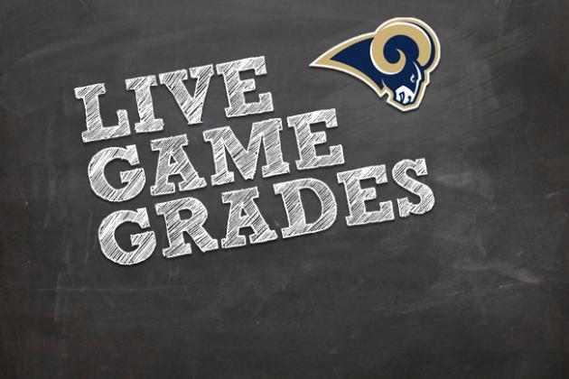 Live Grades, Analysis for Rams vs. Seahawks