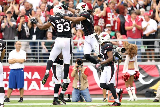 Grading the Arizona Cardinals Positional Units at the First Quarter Mark