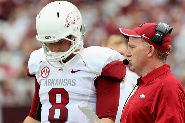 Arkansas Football: Winners and Losers from Week 5 vs. Texas A&M