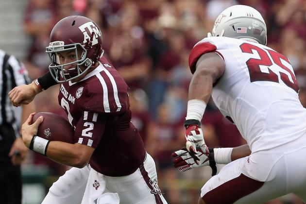 The 10 Best College Football Performances from Week 5