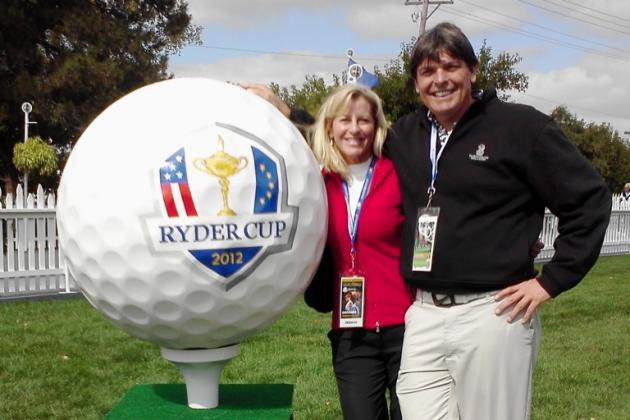 Ryder Cup 2012: Opening Day, Part 1