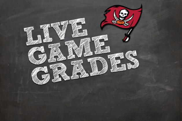 Redskins vs. Buccaneers: Live Game Grades and Player Analysis for Tampa Bay