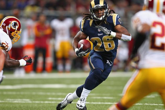 6 Back-Up Running Backs to Target in Fantasy Football