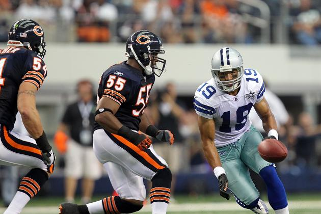 Chicago Bears vs Dallas Cowboys:  5 Keys to the Game