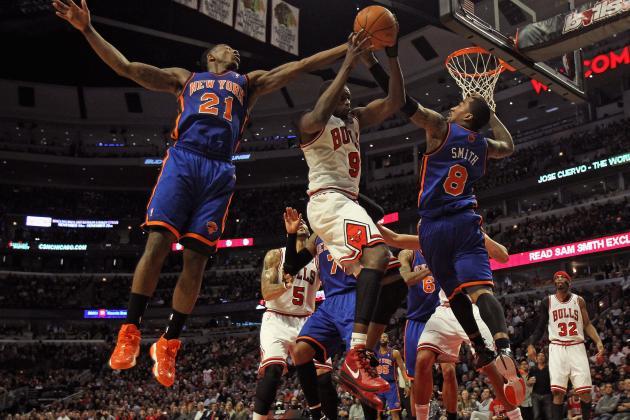 Chicago Bulls Training Camp Report: Latest News and Preseason Predictions