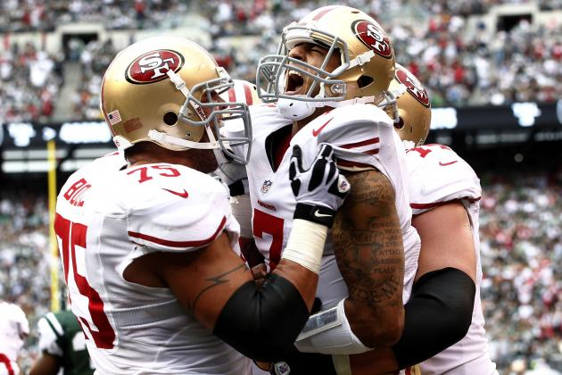 49ers vs. Jets: San Francisco's Biggest Winners and Losers from NFL Week 4