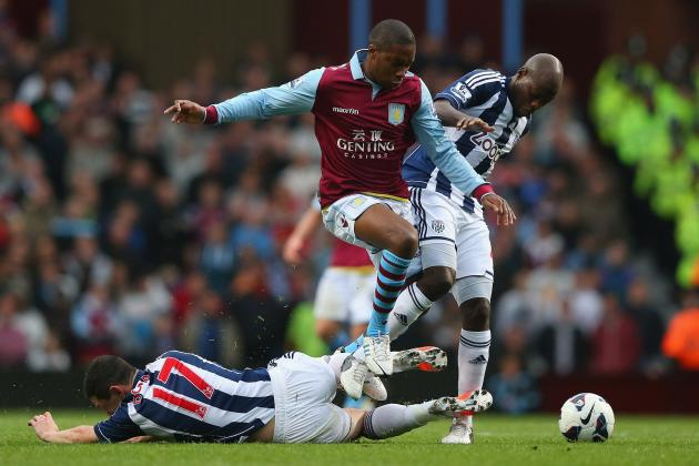Aston Villa vs. West Bromwich: Four Things We Learned at Villa Park