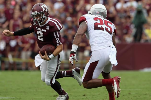 Texas A&M Football: Winners and Losers from Week 5 Game Against Arkansas