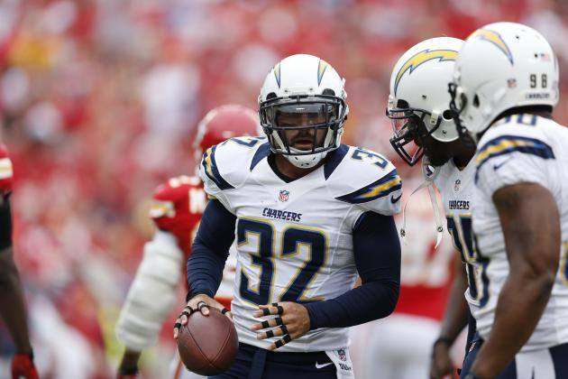 Chargers vs. Chiefs: San Diego's Biggest Winners & Losers from NFL Week 4