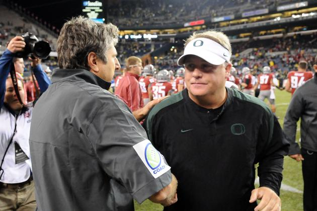 Oregon Football: Who Can Stop the Ducks? Odds for Rest of Season