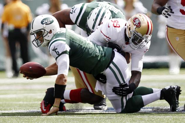 49ers vs Jets: New York's Biggest Winners & Losers from Week 4