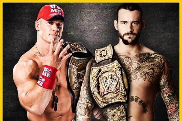 5 Things to Make Punk vs. Cena a Better WWE Feud