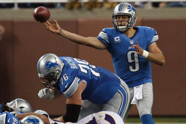 Vikings vs Lions: Detroit's Biggest Winners and Losers from NFL Week 4
