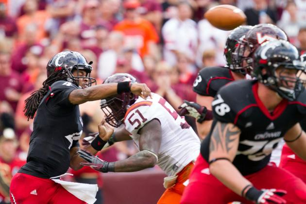 Virginia Tech Football: Winners and Losers from Week 5 Game vs. Cincinnati