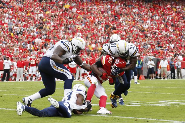 Kansas City Chiefs vs. San Diego Chargers: 10 Things We Learned