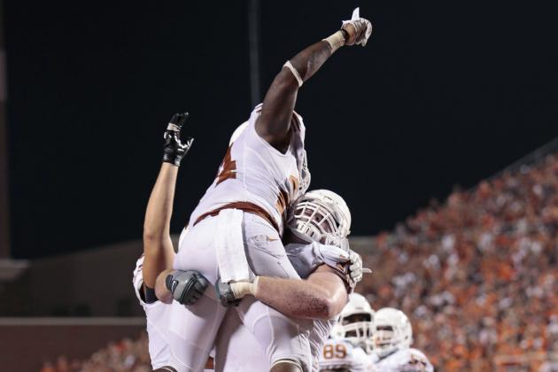 Texas Football: Grading All 22 Starters from the Oklahoma State Game