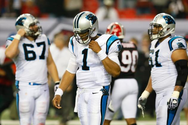 Panthers vs. Falcons: 4 Ways Carolina Gave the Game Away