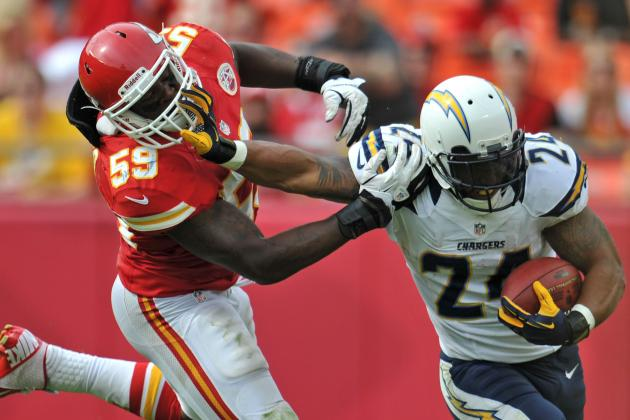 Chiefs vs. Chargers: Winners and Losers in Kansas City's 34-20 Loss