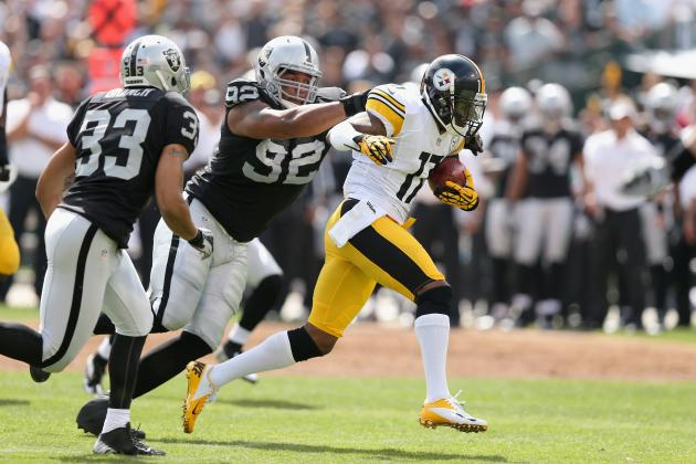 Grading Pittsburgh Steelers' Positional Units at the 1st Quarter Mark